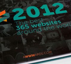 "The new Awwwards Book ""The best 365 Websites around the World"" is finally here!! http://www.awwwards.com/books/the-new-awwwards-book-the-best-365-websites-around-the-world-is-finally-here-1.html"