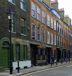 George Wilkes Street, Spitalfields London