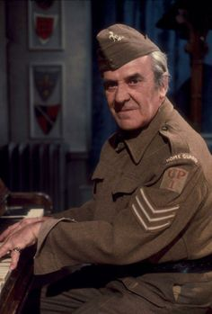 Dad's Army uncovered: 35 things you need to know about the BBC comedy classic British comedy actor John Le Mesurier, British Tv Comedies, Classic Comedies, British Comedy, British Actors, English Comedy, British Humour, Comedy Actors, Comedy Show, John Le Mesurier