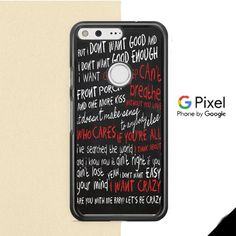 Hunter Hayes Quote Google Pixel XL Case