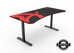 Details about Gaming Office Desk Full-Surface Mousepad Gamer Computer Table - Choose Color Gaming Computer Table, Corner Gaming Desk, Gaming Office Desk, Gaming Desk Black, Good Gaming Desk, Home Office Furniture Desk, Gaming Desktops, Types Of Furniture, Game Room
