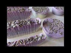Sapone all'olio di oliva fatto in casa - YouTube
