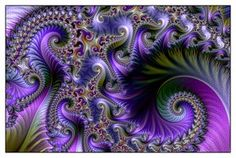 ♥ ⊰❁⊱ Passion by 12GO. ⊰❁⊱ (fractal art)