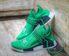 "New Pharrell x Adidas NMD ""Hu"" 