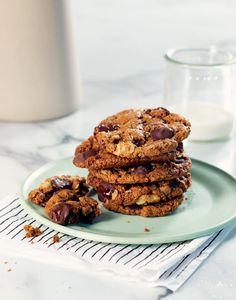 The Best Healthy Cookies (Gluten Free, Refined Sugar Free) | Liz Moody
