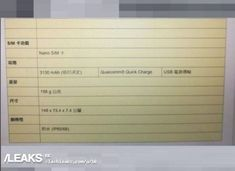 Sony H8216 specifications leak #SonyH8216 #news #android #leaks #rumors
