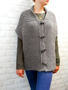 Pullover, Knitting, Sweaters, Fashion, Dots, Jackets, Cast On Knitting, Moda, Tricot
