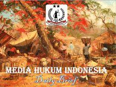 MEDIA HUKUM INDONESIA: Q-MHI Daily Brief