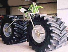 Monster Dirt Bike