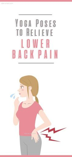 An estimated 84 percent of people may experience low back pain.The lower back is made up of the vertebrae of the spine ligaments Yoga For Back Pain, Low Back Pain, Lower Back Exercises, Easy Yoga Poses, Psoas Muscle, Lose Weight, Weight Loss, Bone And Joint, Lose Body Fat
