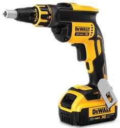 New Dewalt 20V Brushless Drywall Screwgun