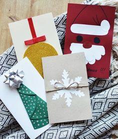 Christmas cards DIY Handmade