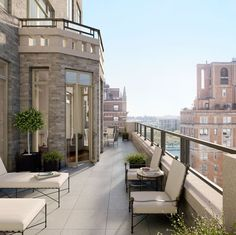 Upper East Side Condos with Terraces