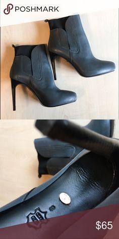 Charles David Ankle Heel Boots Charles David Ankle Heel Boots  -C- Charles David Shoes Ankle Boots & Booties