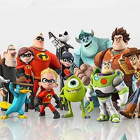 Get the complete list to date of all the amazing Disney Pixar characters in the new Disney Infinity video game. See which are available now!