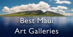 With a great sense of pride and the warmest aloha's, we have compiled a list of the best art galleries on Maui. Some are tucked away hidden gems that you'd only know of if you were in the know, and some have been around for decades.