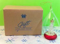 Avon 1999 Brilliant Spun Glass Collectible Christmas Ornament   | eBay