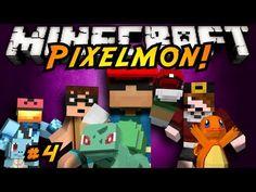 Minecraft: Pixelmon Episode 4!