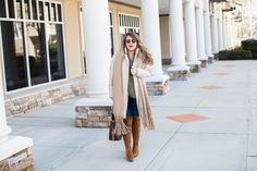 Cocoon Coat | Coffee Beans and Bobby Pins