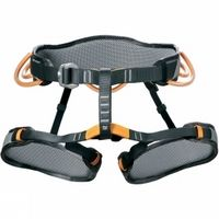 DMM  Maverick Harness  The Maverick is a top of the range, fully featured, padded, fixed leg harness that has a really neat elastic expansion system.