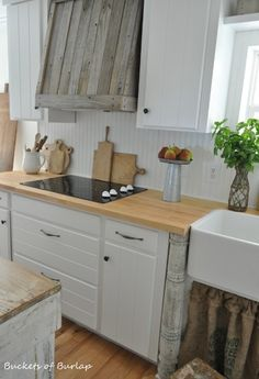 nice barn wood accent pieces
