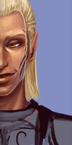 Dragon Age: Origins - Zevran, by viktopia