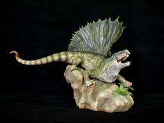 Dimetrodon by ~Baryonyx-walkeri on deviantART