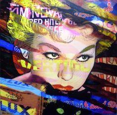 Original Pop Culture/Celebrity Painting by Trafic D'art Vertigo, Saatchi Art, Original Paintings, Posters, Fictional Characters, Poster, Fantasy Characters, Billboard