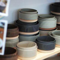Ceramic Bowls, Ceramic Art, Organic Ceramics, Kitchenware, Tableware, Ceramic Studio, Wood Glass, Pottery Studio, Interior Accessories