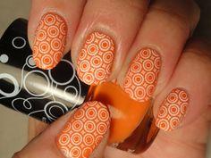 Stylish Retro Nail Designs and Tips  #naildesigns #nailart #nailcare