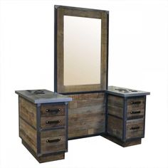 Yonah Double Sided Styling Station - CLEARANCE
