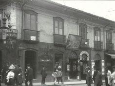 RUA DIREITA - FABRICA DE LUVAS DE PELLICA, ATELIER FOTOGRAFO RIZZO - 1915