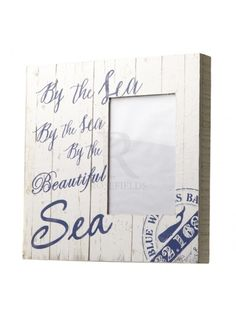 By The Sea Photo Frame - 24576 | Rosefields