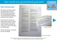 Hoe wordt een prentenboek gemaakt? / Netwijs.nl - Maakt je wereldwijs