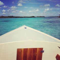 Un día de pesca por #Bimini
