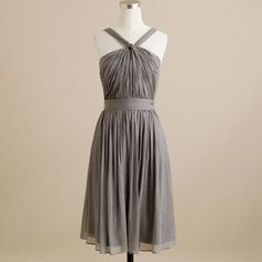 J. Crew Sinclair Bridesmaid Dress