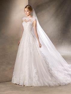 vestido de noiva havana