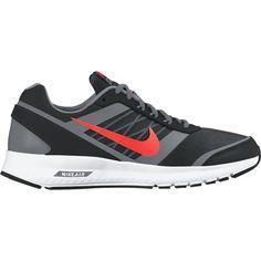 Nike Air Relentless 5 MSLCOMODIDAD SIN ESCALAS.Las zapatillas de running para hombre Nike Air Relentless 5 MSL son el nuevo modelo preferido y liviano, ideal para utilizar durante todo el día. La combinación de espuma Reslon y la unidad Nike Air en la entresuela brinda un andar suave y cómodo.>> Soporte en la parte media para mayor ajuste del pie.>> Sistema de amortiguación en la entresuela que ofrece un andar suave y liviano.>> Suela con riel lateral para una transición suave y cómoda…