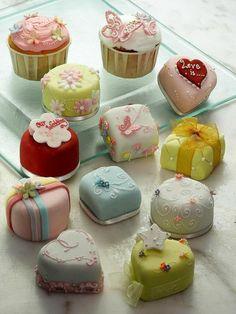 kuchenrezepte schöne mini kuchen geschenk ähnlich