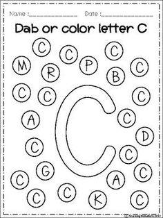 great for pre k letter recognition printables alphabet worksheets pre k worksheets. Black Bedroom Furniture Sets. Home Design Ideas