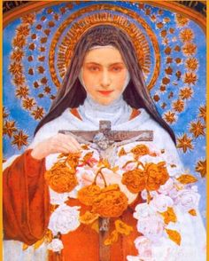"""""""Do small things with great love."""" -St Therese of Lisieux"""