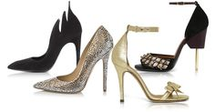 20 chaussures de soirée pour noël et le nouvel an