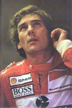 Button Senna