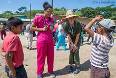 LUCOM student doctors, faculty embark on first outreach trip