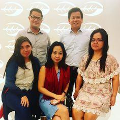 Family photo of my PCO Team.