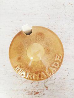 VINTAGE MARMALADE JAR Marmalade, Vintage Boutique, Alice, Vintage Fashion, Jar, Gallery, Roof Rack, Fashion Vintage, Jars