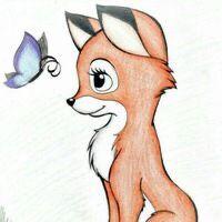 cute animals to draw Ana Gomez Disney Drawings Sketches, Cute Disney Drawings, Art Drawings Sketches Simple, Cute Animal Drawings, Pencil Art Drawings, Cartoon Drawings, Easy Drawings, Cute Animals To Draw, Drawings Of Animals