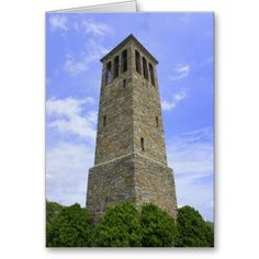 Luray's Singing Tower Greeting Cards