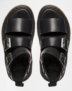 Dr Martens Shore Gladiator Reinvented Gryphon Strap Sandals