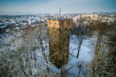Take a tour to Castle Hill in Cieszyn!